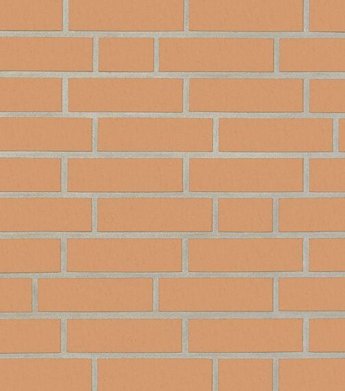 Клинкерная фасадная плитка под кирпич Roben Sorrento gelb-orange glatt NF