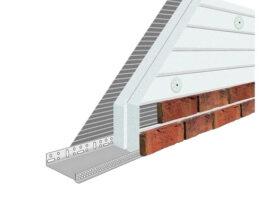 Фасадные панели утепления под клинкерную плитку 540х985х80 мм