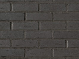 Клинкерная фасадная плитка под кирпич Roben Aarhus Anthrazit, 240*14*71 мм