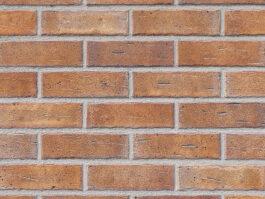 Клинкерная фасадная плитка под кирпич Roben Aarhus blau-bunt, 240*14*71 мм