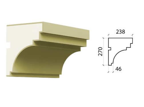 Карниз KF-224