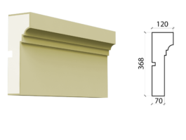 Межэтажный пояс MPF-549