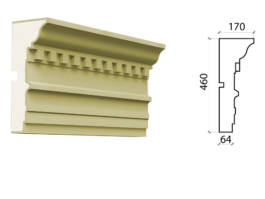 Межэтажный пояс MPF-553