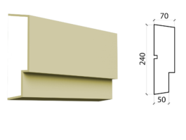 Подоконник PDF-339