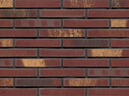 Клинкерная плитка Feldhaus Klinker ригель формата vascu cerasi legoro R769LDF
