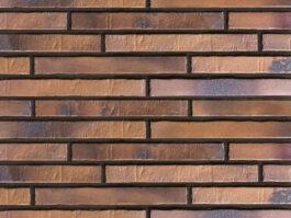 Клинкерная фасадная плитка под кирпич Stroeher Glanzstueck N5