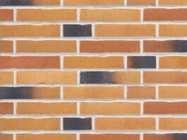 Клинкерная фасадная плитка под кирпич Stroeher Handstrich 391 ockererz