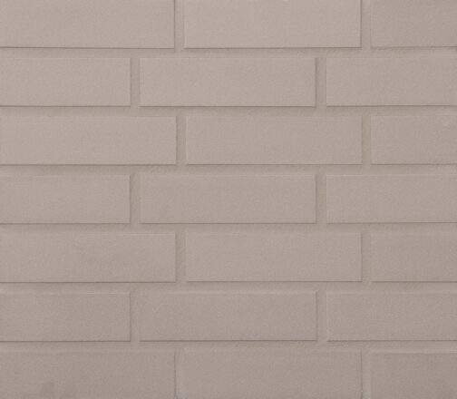 Клинкерная плитка под кирпич Stroeher Keravette 238 aluminium matt