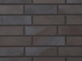 Клинкерная плитка под кирпич Stroeher Keravette 336 metallic black