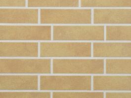 Клинкерная плитка под кирпич Stroeher Keravette 834 giallo