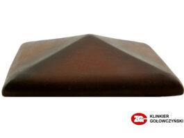 Колпак для забора керамический ZG-Clinker ольха