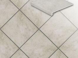 Клинкерная напольная плитка Stroeher Asar 620 sass, 294*294*10 мм