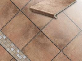 Клинкерная напольная плитка Stroeher Aera 755 camaro
