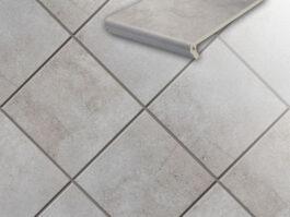 Клинкерная напольная плитка Stroeher Aera 705 betone, 294*294*10 мм
