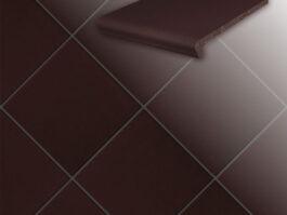 Клинкерная напольная плитка Stroeher Duro 825 Sherry, 240*240*12 мм