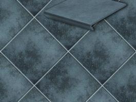 Клинкерная напольная плитка Stroeher Cavar E 543 fosco , 294*294*8 мм