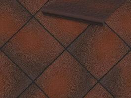 Напольная клинкерная плитка Paradyz Cloud Brown Duro, 300*300*11 мм