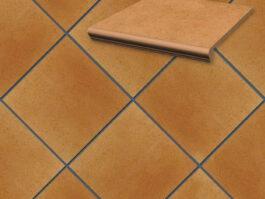 Напольная клинкерная плитка Paradyz Aquarius Beige 300*300*11 мм