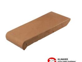 Клинкерные водоотлив для оформления окон ZG-Klinker красный