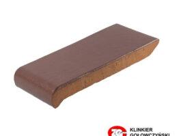 Клинкерные водоотлив для оформления окон ZG-Klinker вишневый