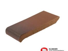 Клинкерные водоотлив для оформления окон ZG-Klinker каштановый