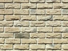 Облицовочный камень под кирпич ручной формовки Бремен Брик 305-10