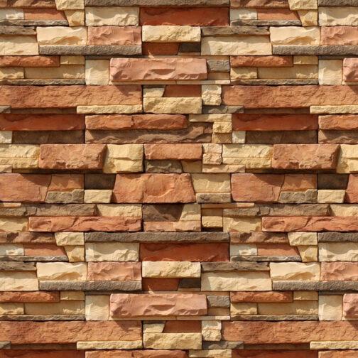 Облицовочный декоративный камень Уайт Клиффс 150-50