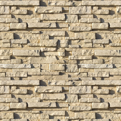 Облицовочный декоративный камень Уайт Клиффс 152-10
