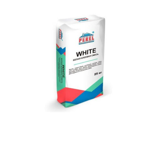 Клеевая смесь PEREL White 0317 «лето»