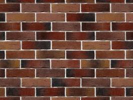 Облицовочный камень под кирпич ручной формовки Сити Брик 378-70