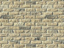 Облицовочный камень под кирпич ручной формовки Брюгге Брик 315-10