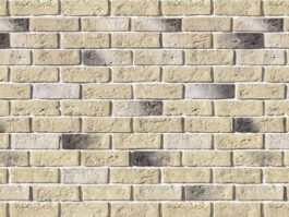 Облицовочный камень под кирпич ручной формовки Кельн Брик 320-10
