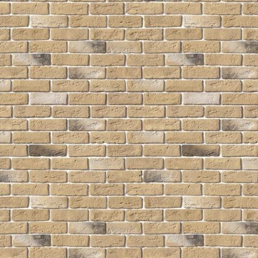 Облицовочный камень под кирпич ручной формовки Кельн Брик 320-20