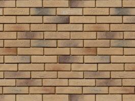Облицовочный камень под кирпич ручной формовки Терамо Брик-2 360-40