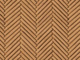 Облицовочный камень под кирпич ручной формовки Tиволи Брик 355-40