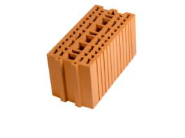 Керамические блоки Porotherm 20 поризованный 8,99 NF, 200*400*219