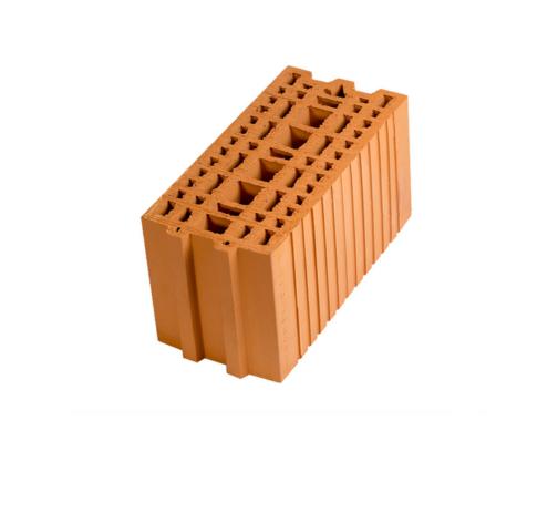 Керамические блоки Porotherm 20 поризованный 8