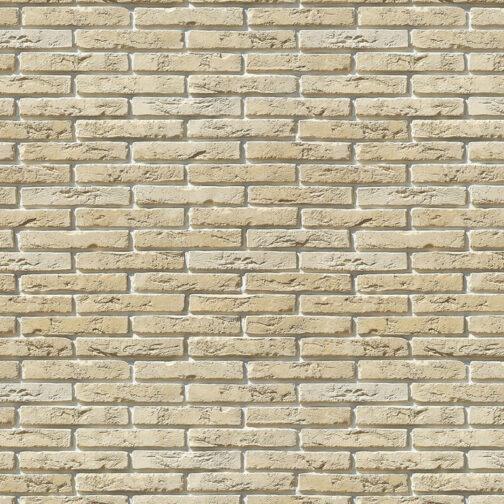 Облицовочный камень под кирпич ручной формовки Остия Брик 380-10