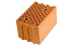 Керамические блоки Porotherm 25 поризованный 10,53 NF, 250*375*219