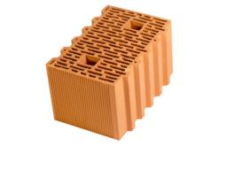Керамические блоки Porotherm 38 поризованный 10,67 NF, 380*250*219