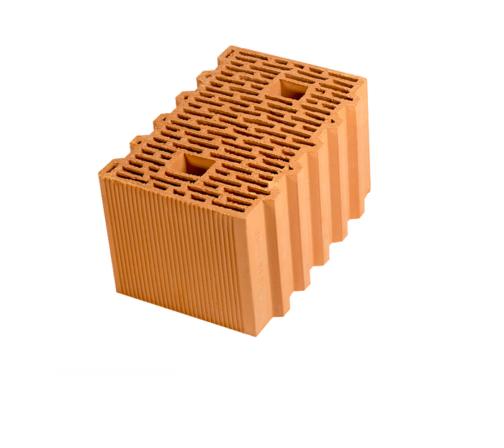 Керамические блоки Porotherm 38 поризованный 10