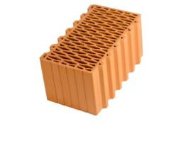 Керамические блоки Porotherm 44 доборный поризованный 12,35 NF, 440*250*219