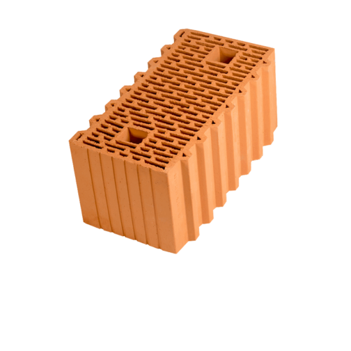Керамические блоки Porotherm 51 поризованный 14